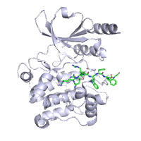 visualize pdb 4JDH